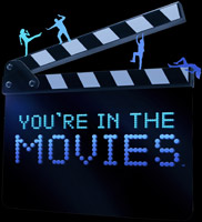 Logo of You're in the Movies (XBOX360)