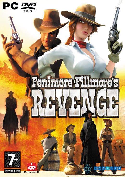 Fenimore Fillmore Revenge