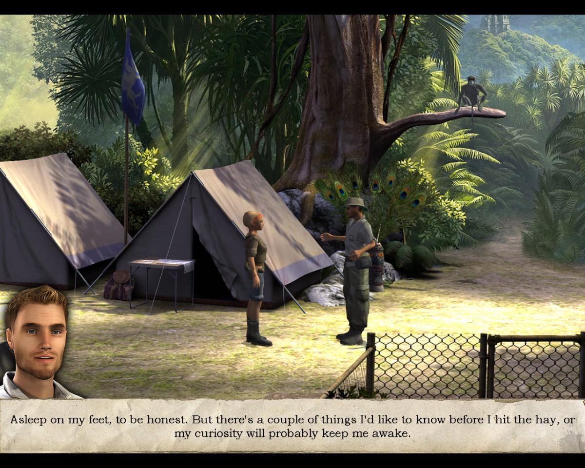 Screenshot of Secret Files 2: Puritas Cordis (PC)