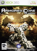 UK Boxshot of Armored Core for Answer (XBOX360)