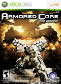 US Boxshot of Armored Core for Answer (XBOX360)