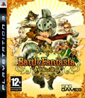 UK Boxshot of Battle Fantasia (PS3)