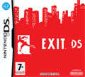 UK Boxshot of Exit (DS)