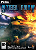 UK Boxshot of Steel Fury: Kharkov 1942 (PC)