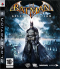 UK Boxshot of Batman: Arkham Asylum (PS3)