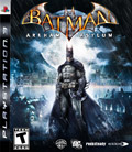 US Boxshot of Batman: Arkham Asylum (PS3)