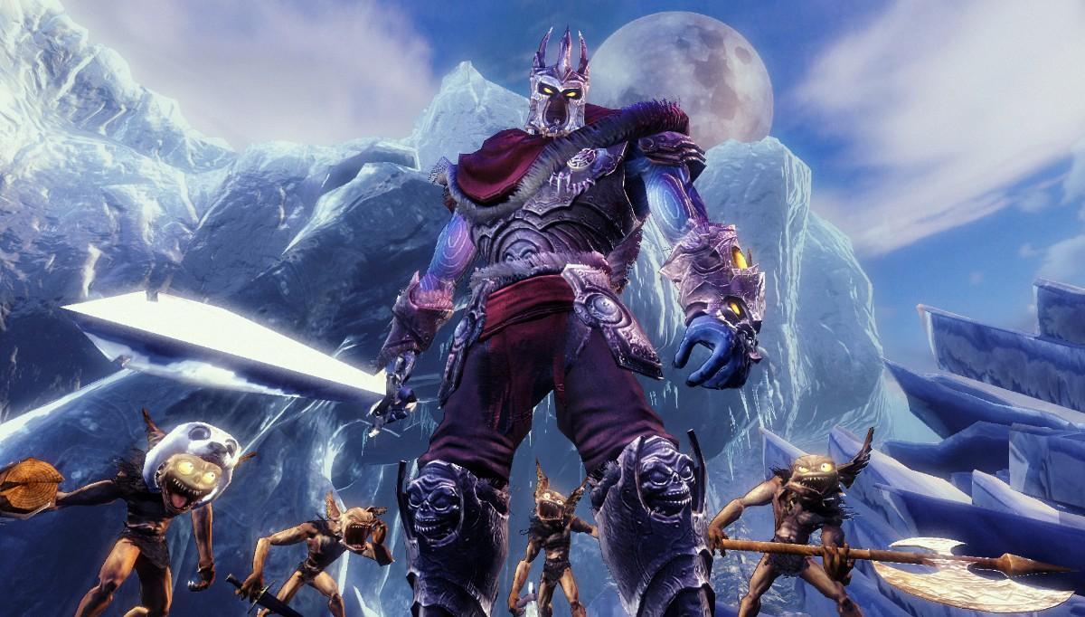Screenshot of Overlord II (PC)