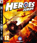 UK Boxshot of Heroes over Europe (PS3)