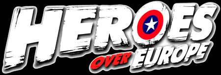 Logo of Heroes over Europe (PS3)