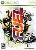 US Boxshot of FUEL (XBOX360)