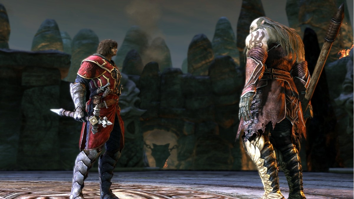 Screenshot of Castlevania: Lords of Shadow (PS3)