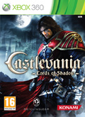 UK Boxshot of Castlevania: Lords of Shadow (XBOX360)