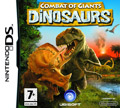 UK Boxshot of Combat of Giants: Dinosaurs (DS)