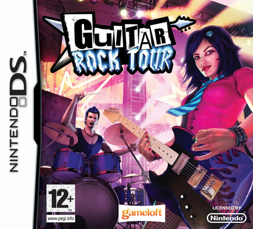 Guitar Rock Tour DS