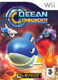 UK Boxshot of Ocean Commander (NINTENDO Wii)