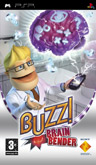 UK Boxshot of Buzz: Brain Bender (PSP)