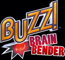 Logo of Buzz: Brain Bender (PSP)