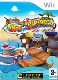 UK Boxshot of Offshore Tycoon (NINTENDO Wii)