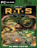 UK Boxshot of Army Men: RTS (PC)