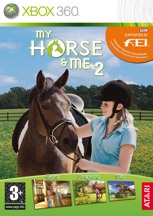 My Horse and Me 2 XBOX360-Allstars