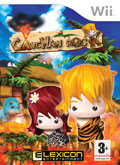 UK Boxshot of Caveman Rock (NINTENDO Wii)