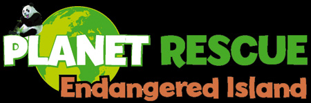 Logo of Planet Rescue: Endangered Island (DS)