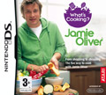 UK Boxshot of What's Cooking with Jamie Oliver (DS)