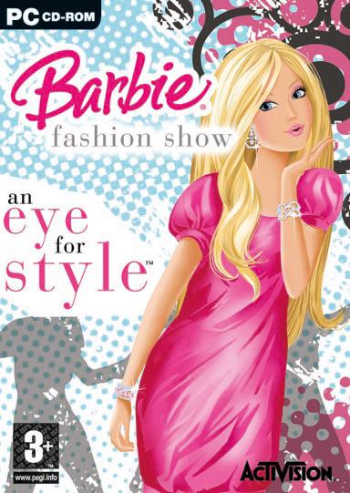 barbie games fashion. Barbie Fashion Games: Boxshot