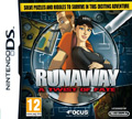 UK Boxshot of Runaway: A Twist of Fate (DS)