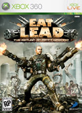 US Boxshot of Eat Lead: The Return of Matt Hazard (XBOX360)