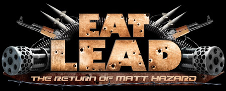 Logo of Eat Lead: The Return of Matt Hazard (XBOX360)