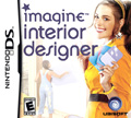 US Boxshot of Imagine Interior Designer (DS)