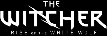 Logo of The Witcher: Rise of the White Wolf (PS3)