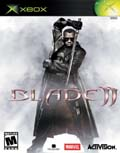 US Boxshot of Blade II (XBOX)