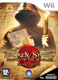 UK Boxshot of Broken Sword: Shadow of the Templars (NINTENDO Wii)