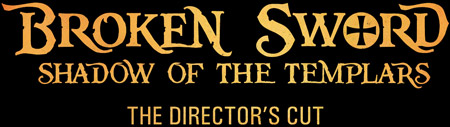 Logo of Broken Sword: Shadow of the Templars (NINTENDO Wii)