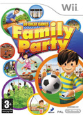UK Boxshot of Family Party (NINTENDO Wii)