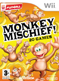 UK Boxshot of Monkey Mischief (NINTENDO Wii)