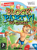 UK Boxshot of Block Party (NINTENDO Wii)