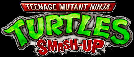 Logo of Teenage Mutant Ninja Turtles: Smash Up (NINTENDO Wii)