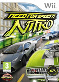 UK Boxshot of Need for Speed NITRO (NINTENDO Wii)