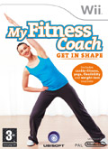 UK Boxshot of My Fitness Coach (NINTENDO Wii)