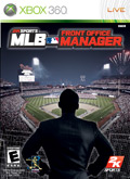 US Boxshot of MLB Front Office Manager (XBOX360)