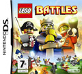UK Boxshot of LEGO Battles (DS)