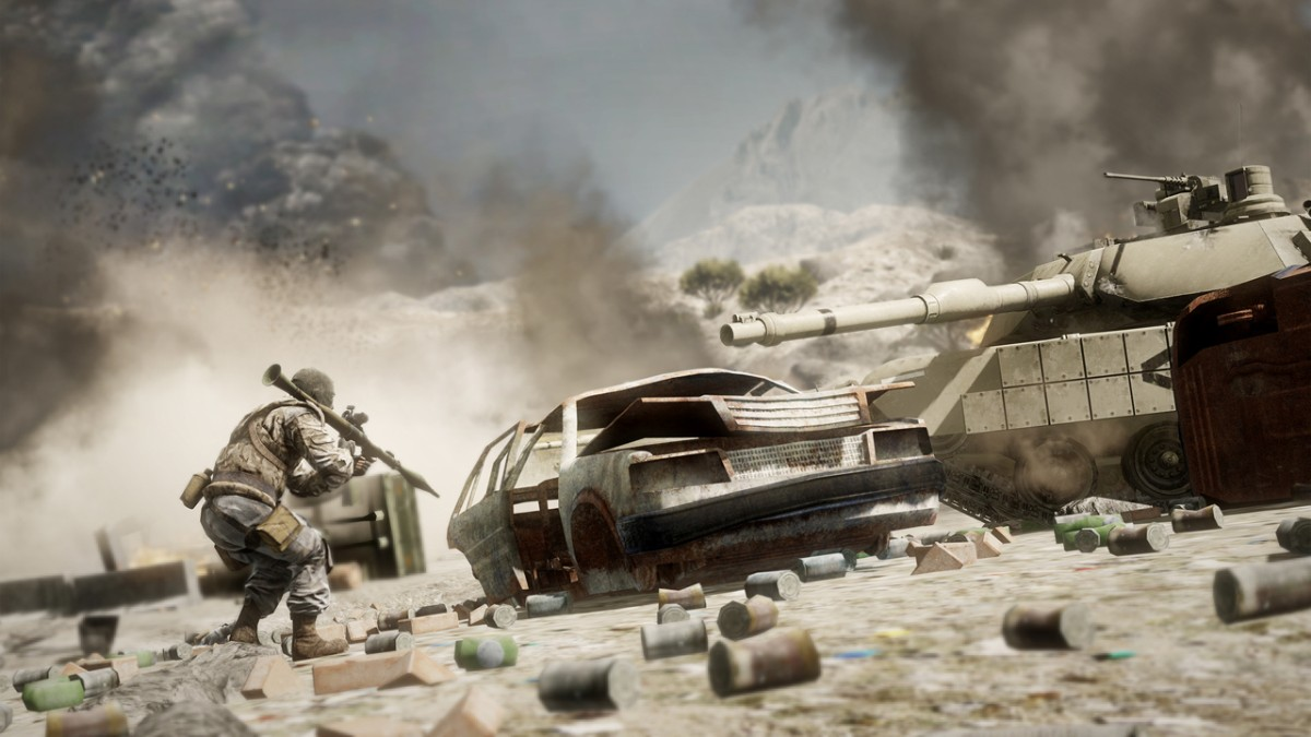 screen1 large Battlefield: Bad Company 2 [Full.ISO]