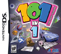 US Boxshot of 101-In-1 Explosive Megamix (DS)