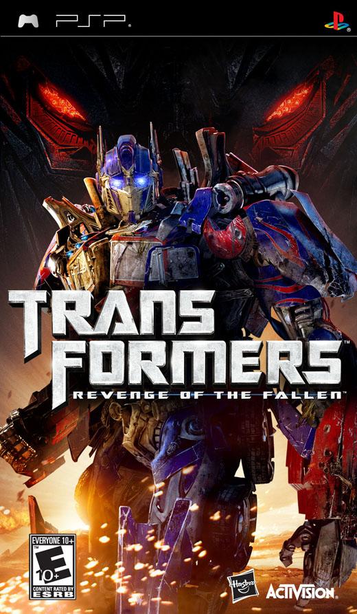 PSP] Transformers: Revenge of the Fallen [ISO] [English-USA]