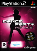 UK Boxshot of Dance Party Pop Hits (PS2)