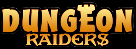 Logo of Dungeon Raiders (DS)