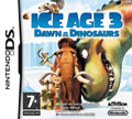 UK Boxshot of Ice Age 3: Dawn of the Dinosaurs (DS)